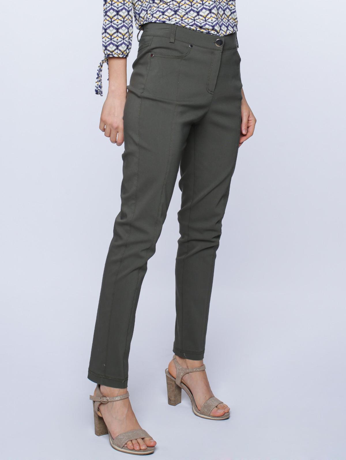 Pantalon bengaline surpiqûre