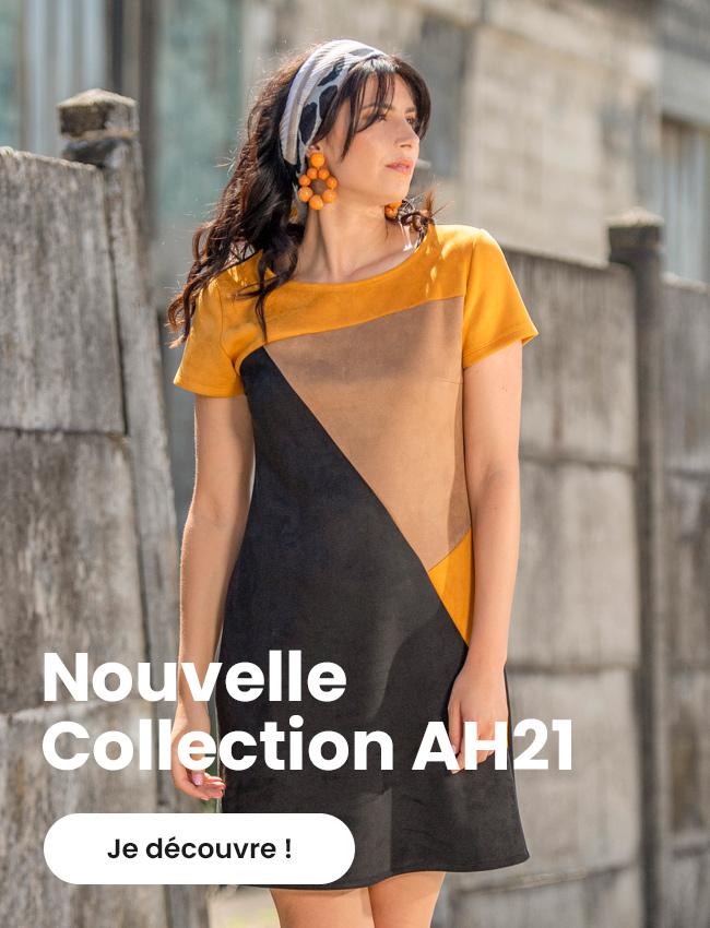 Nouvelle collection femme automne-hiver 2021 - maboutiqueplus