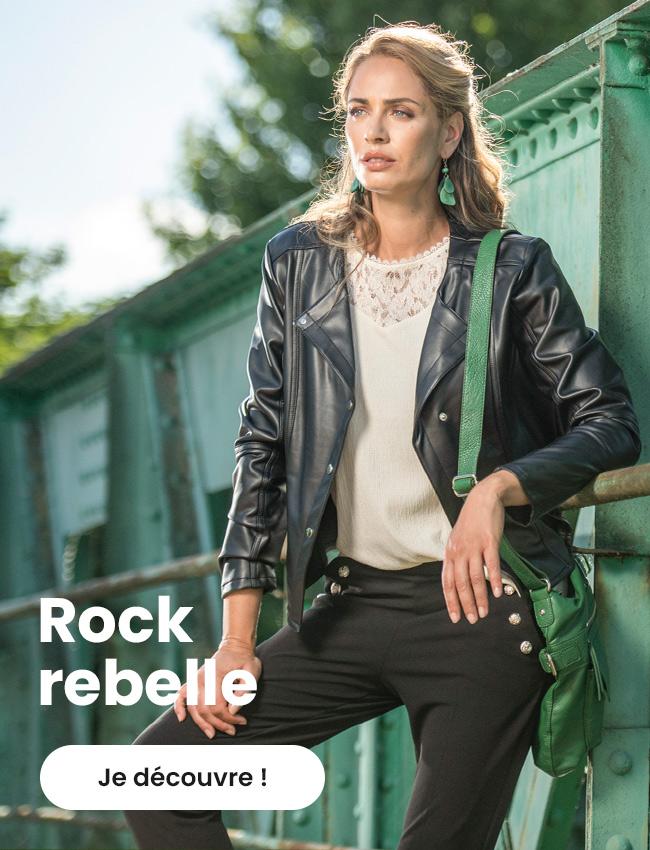 Tendance Rock Rebelle - maboutiqueplus