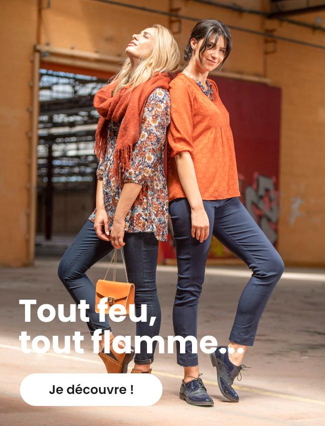 Tendance Tout Feu, Tout Flamme - maboutiqueplus